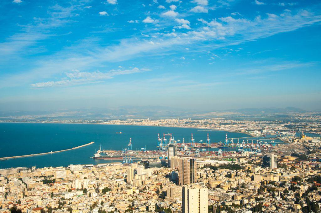 study israel in haifa
