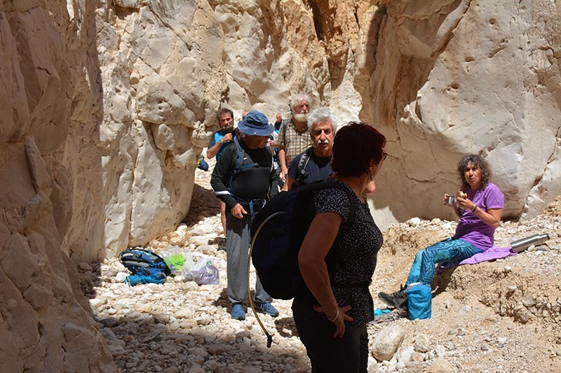 תמונות  מטיול לנחל הדרג'ה