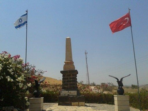 turkish pilots monument